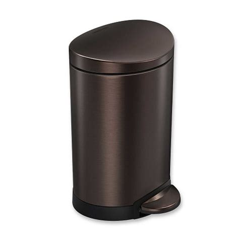 black bathroom trash can 28 images black damask