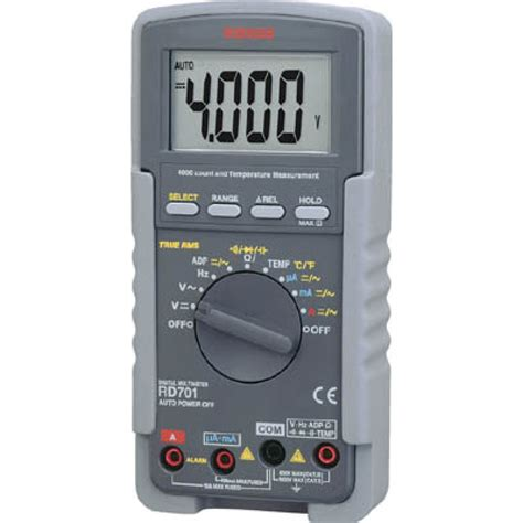 Digital Multimeter Sanwa sanwa rd701 ac true rms digital multimeters price in