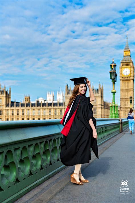 sweet london photography graduation portrait