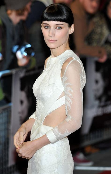 rooney mara the girl with the dragon tattoo rooney mara picture 16 the with the