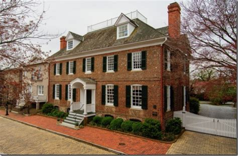 tea room annapolis baltimore fishbowl pigtown design historic peggy stewart house in annapolis for sale