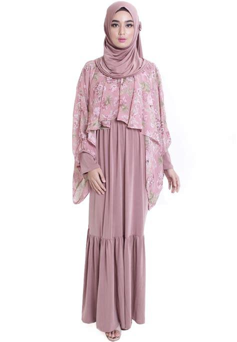 Baju Pesta Model Sekarang 17 Model Baju Batik Muslim 2018 Untuk Remaja Muslimah
