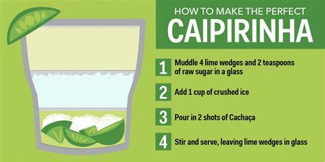 Learn How To Build A Best Caipirinha Recipe Business Insider