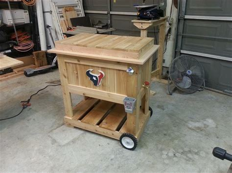 cooler bench pdf diy wood bench with cooler plans download wood arbors plans woodideas