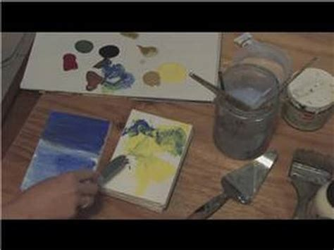 how to apply acrylic paint on canvas painting on canvas how to use acrylic craft paint on