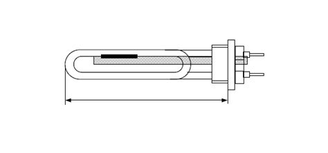 standard resistor made of shaped custom made resistors redic srl resistenze elettriche