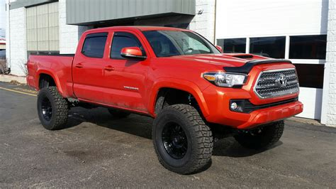 Toyota Tacoma 4 Inch Lift Kit Toyota Tacoma Lift Kits Tuff Country Ez Ride