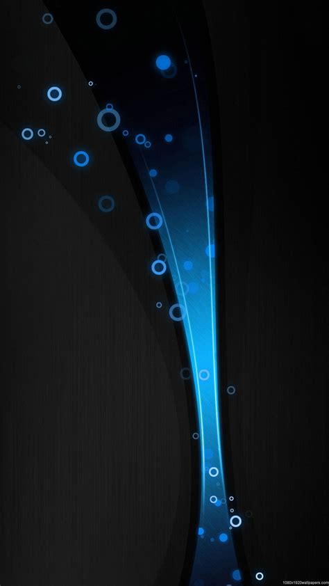 wallpaper zenfone black 1080x1920 circle blue black wallpapers hd