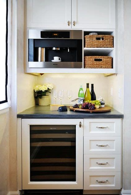 installing wine fridge in cabinet butlers pantry with microwave wine fridge bar install a