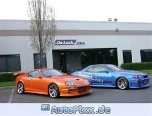 Nissan Supra Vento Tuning 560 Sel 458 Italia Wallpaper