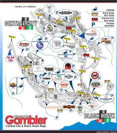 central city colorado map colorado gambler casino map colorado gambler