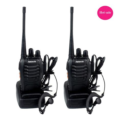 Handy Talkie Spc Uhf Fm Transceiver 1 Set Limited compare prices on walkie talkie shopping
