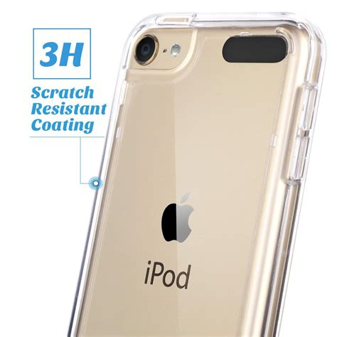 Capdase Ipod Touch 6th Itouch 6 Green Original Bonus Anti Gores ulak soft tpu bumper for ipod touch 5 6