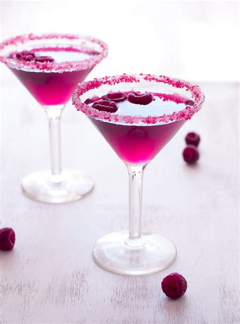 pink cocktail pink raspberry cosmopolitan cocktail