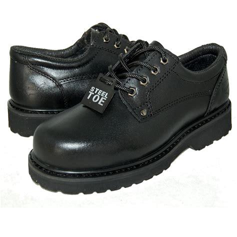 oxford steel toe shoes best steel toe black leather oxford
