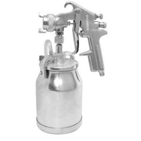 home depot paint spray gun rental hyundai pressure fed spray gun hpt psg10 1 the home depot