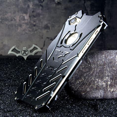 Casing Iphone 7 Batman Custom r just batman shockproof aluminum shell metal with custom stent f armor king