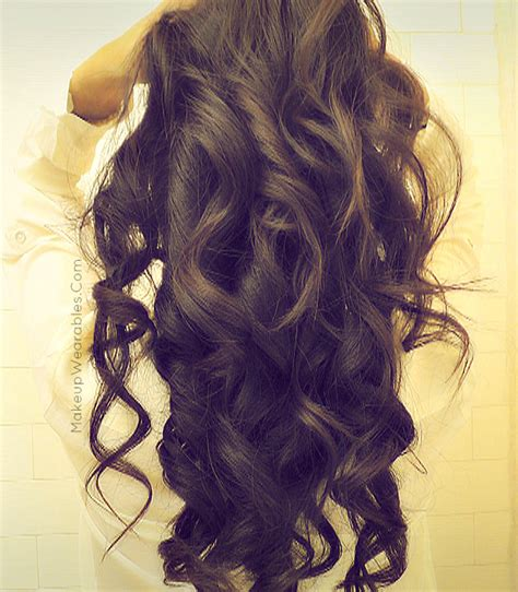 different ways to curl your hair with a wand different ways to curl long hair ideas 2016 designpng com