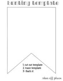 Bunting Template Free 25 Best Ideas About Bunting Template On Pinterest