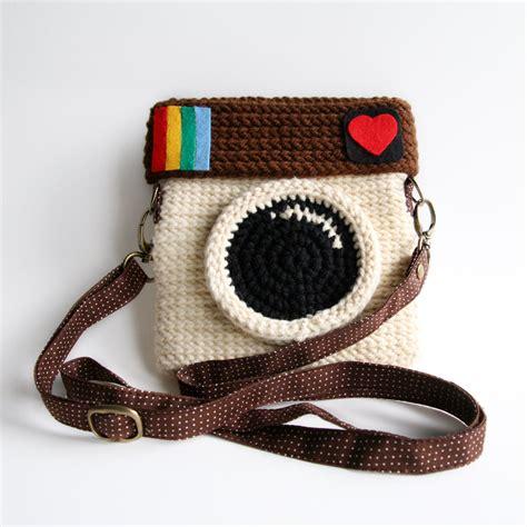 crochet pattern instagram purse crochet instagram purse love ig original color