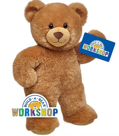 Build A Bear Gift Card Target - hot 100 build a bear workshop gift card only 69 99