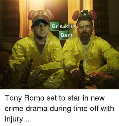 tony romo injury meme 25 best memes about tony romo tony romo memes