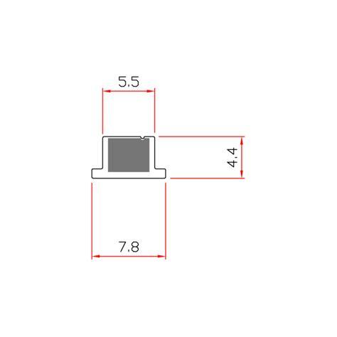 guarnizioni doccia gomma guarnizione magnetica box doccia in gomma ec mag r55t