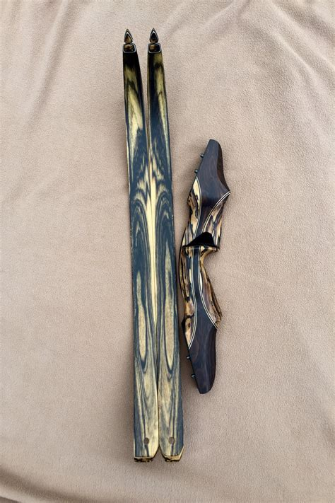 Handcrafted Recurve Bows - custom recurve bows custom traditional bows by black