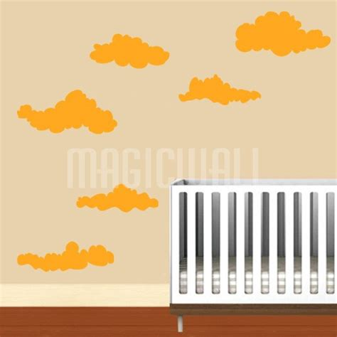 wall stickers clouds wall decals clouds wall stickers