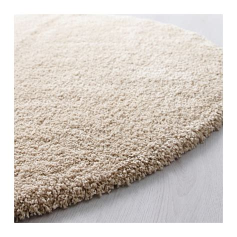 ikea adum 197 dum rug high pile off white 130 cm ikea