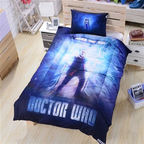 doctor who bedding duvet covers unique and beds on pinterest