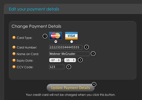 tip generate fake emails and credit card numbers with maskme