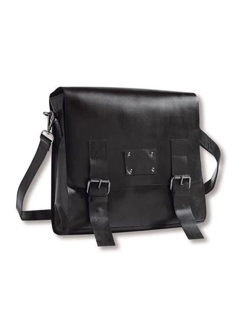 Tas Zara Bag Messenger 2 Pocket leren tas bon a parte bag fashion bags
