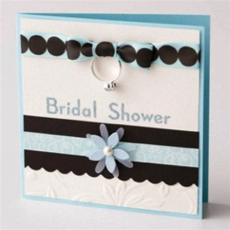 diy bridal shower card ideas paper crafts card invitations image gallery arts crafts more by