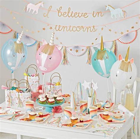 Zelf Nagellak Maken Spelletjes by Unicorn Versiering Voor Het Kinderfeestje Oh Yeah Baby