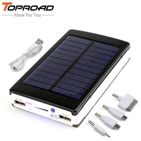 portable usb battery charger review universal portable solar charger reviews shopping