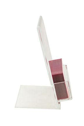acrylic card holder 4x6 template 4x6 gift card display stand