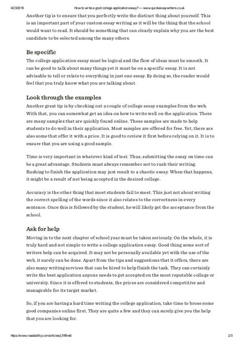 Help Writing College Essays by Help Writing A College Essay 187 8 Tips For Crafting Your Best College Essay