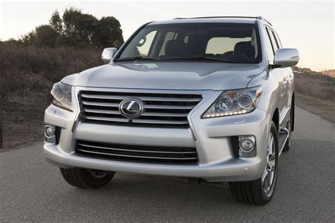 lexus truck lx 2013 lexus lx 570 luxury suv an overview machinespider com