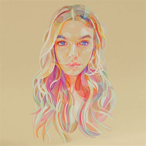 colored pencil artists get inspired to try colored pencils with realistic color