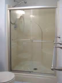 Satin Glass Shower Door Shower Doors
