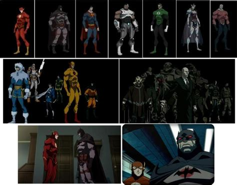 film justice league the flashpoint paradox picture of justice league the flashpoint paradox
