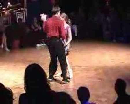 fast swing dance fast swing dancing ulhs 2005 youtube