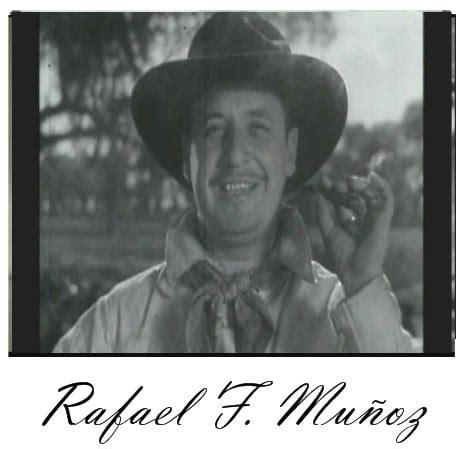 biografia corta de rafael f muoz el gran cocodrilo rafael f mu 241 oz