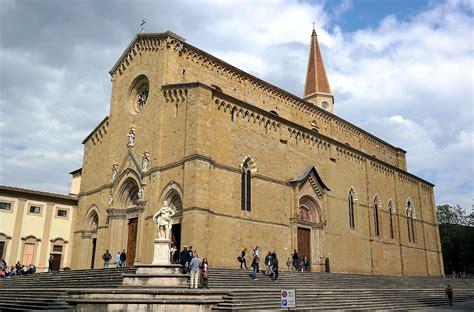 d italia arezzo cattedrale dei pietro e donato