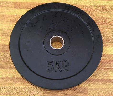 5kg rubberize weight plate home singapore