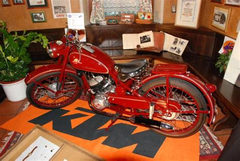 Ktm Motorrad F R Frauen by Ktm Historic Event