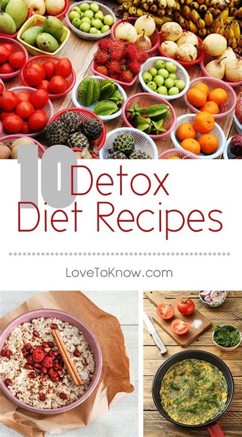 Free Detox Recipes by If You Re On A Detox Diet Then You Re Trying To Eliminate