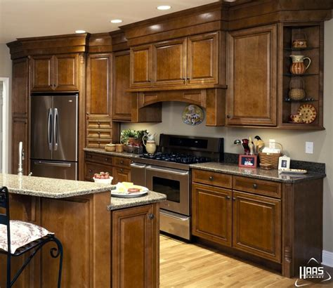 haas kitchen cabinets haas cabinets traditional kitchen louisville by