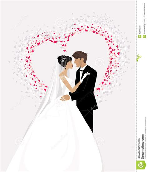 %name wedding photography prices   Wedding couple stock vector. Illustration of card, gray   20434967